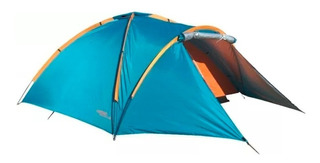 Carpa Spinit Adventure 4 Personas Impermeable 240x210x130