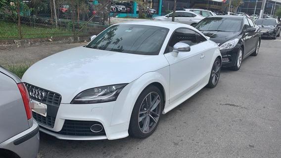 Audi Tts 2.0 Tfsi Coupé 16v Gasolina 2p S-tronic