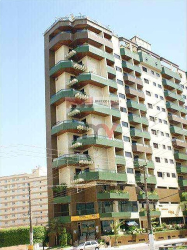 Apartamento À Venda, 118 M² Por R$ 420.000,00 - Tupi - Praia Grande/sp - Ap0149