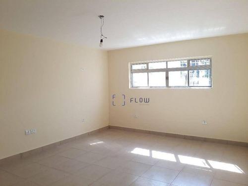 Imagem 1 de 21 de Loja De 148m² Com 4 Salas, 4 Banheiros E 1 Vaga De Garagem - Campo Belo - Lo0453