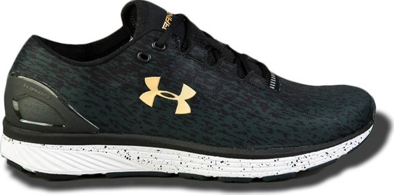 Tênis Under Armour Charged Bandit 3 Ombre Importado Novo.