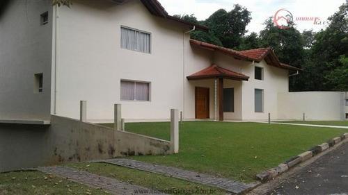 Imagem 1 de 15 de Casas Em Loteamento Fechado Para Alugar  Em Mairiporã/sp - Alugue O Seu Casas Em Loteamento Fechado Aqui! - 1419667