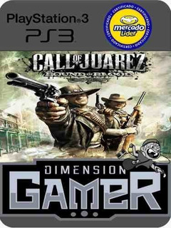 Call Of Juarez Bound In Blood 4gb Ps3 Store