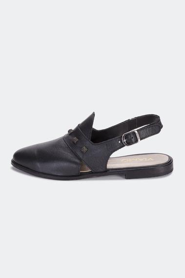 Zapato Mujer Benina Negro Viamo