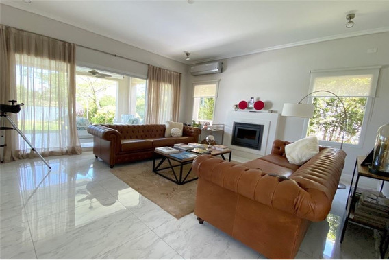 Venta Casa Lago Central Golf Nordelta