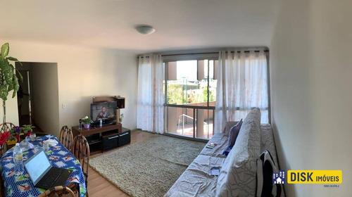 Apartamento Com 3 Dormitórios À Venda, 70 M² Por R$ 370.000,00 - Casa Branca - Santo André/sp - Ap0571