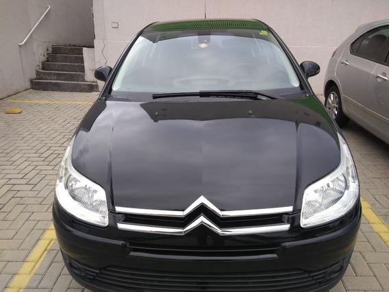 Citroën C4 2.0 Exclusive Flex 5p