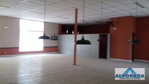 Imagem 1 de 8 de Salão Comercial Para Locação, Jardim São Dimas, São José Dos Campos - Lo0032. - Sl0052