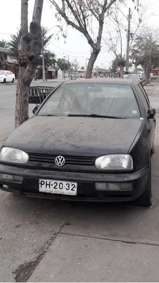 Volkswagen Golf Motor 1.8 Para Desarme