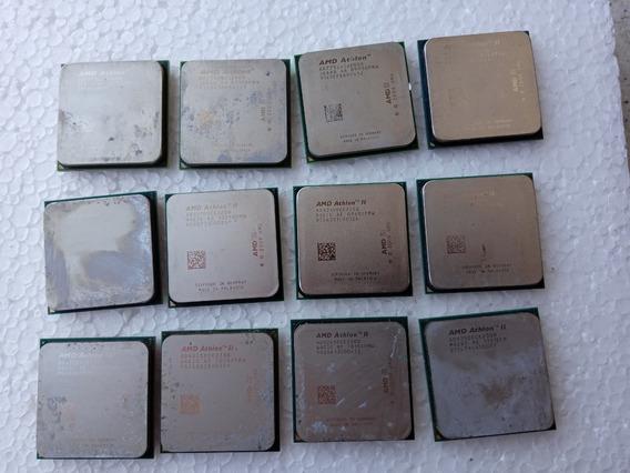 Lote Com 12 Processadores Am3 Am2+