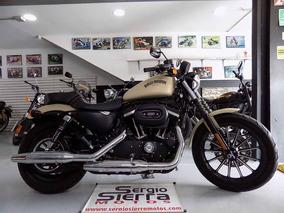Harley Sporter883 Beige 2014