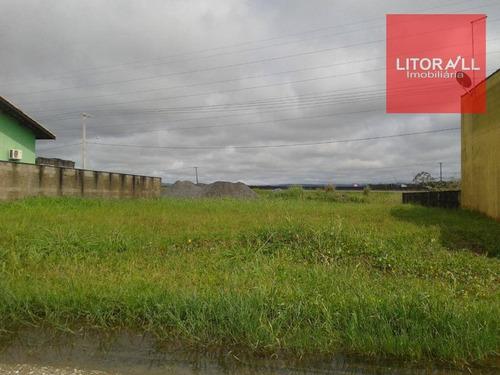 Imagem 1 de 3 de Terreno À Venda, 600 M² Por R$ 240.000,00 - Tupy - Itanhaém/sp - Te0140