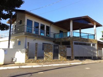 Casa Residencial À Venda, Centro, Monte Sião - Permuta Com Imoveis Em Jundiai - Ca1220