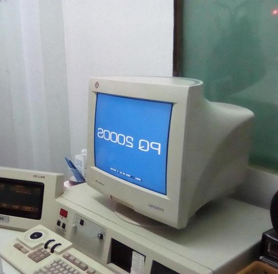 Monitor Tubo, Rgb Para Tomografo , Electromedicina