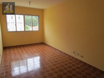 Apartamento Com 02 Dormitórios E 01 Vaga De Garagem | M62
