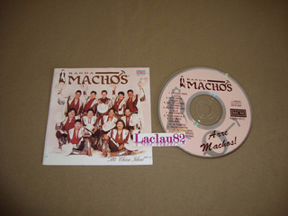 Banda Machos Mi Chica Ideal Arre Machos 1995 Mcm Cd