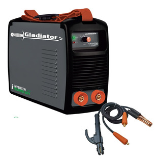 Maquina Soldadora Inversor 200 Amp 110/220v Gladiator