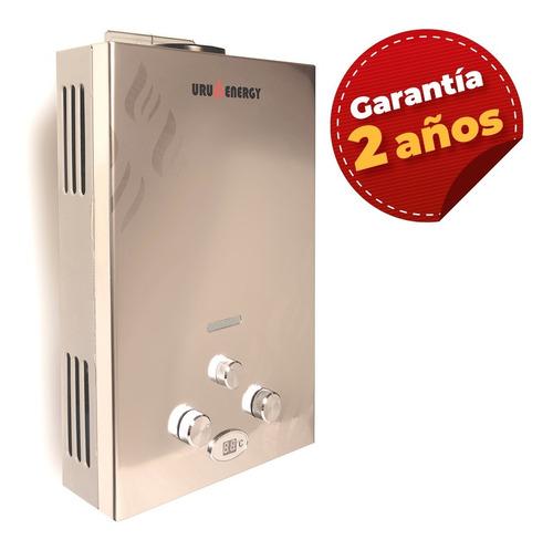 Imagen 1 de 10 de Calentador A Supergas Instantáneo Uruenergy 8 Litros Minuto