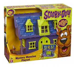 Scooby Doo Mansion Del Misterio Intek Intek Original Lelab