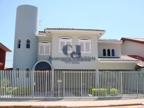 Imagem 1 de 10 de Casa Com 7 Dormitórios À Venda, 707 M² Por R$ 2.880.000,00 - Jardim São Paulo - Tatuí/sp - Ca0346