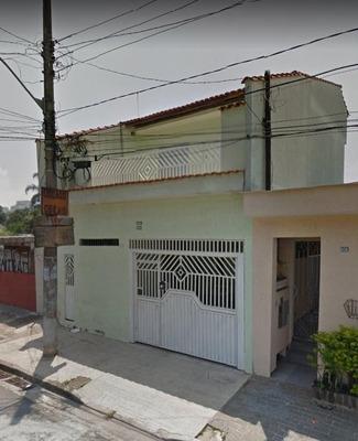 Sobrado Residencial À Venda, Jardim Stella, Santo André. - So21545