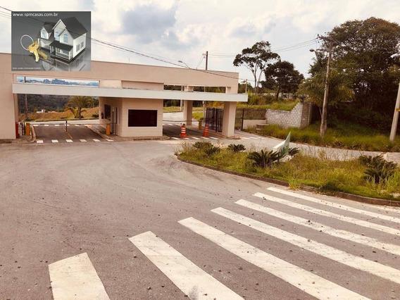 Terreno Em Condominio, 394 M²   Aceito Carro   Parque Dom Henrique - Cotia/sp - Te0011