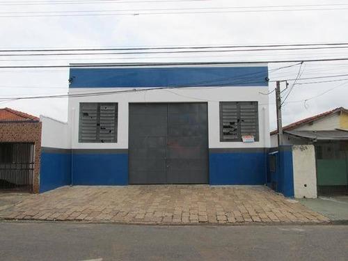Imagem 1 de 4 de Galpão À Venda, 126 M² Por R$ 530.000,00 - Jardim Califórnia - Indaiatuba/sp - Ga0373