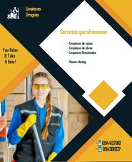 Limpiezas Edificios, Obras, Domésticas,empresas