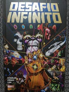 Hq Desafio Infinito Marvel