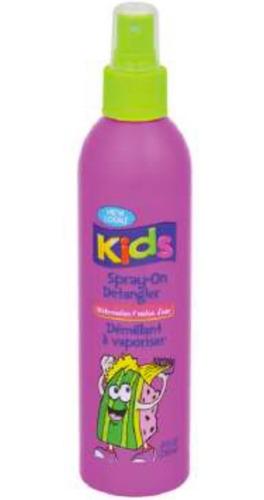 Desenredante En Spray Para Niños Kids 236ml
