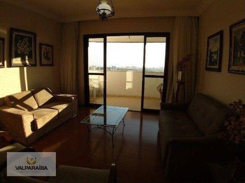 Imagem 1 de 20 de Apartamento Para Alugar, 120 M² Por R$ 2.800,00/mês - Bosque Dos Eucaliptos - São José Dos Campos/sp - Ap0805