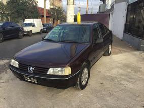 Peugeot 405 1.9 Grd Tc En Cuotas Fijas Sin Anticipo