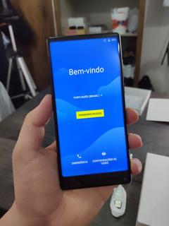 Vernee Mix 2 - 4gb+64gb - Preto - Estado De Novo!