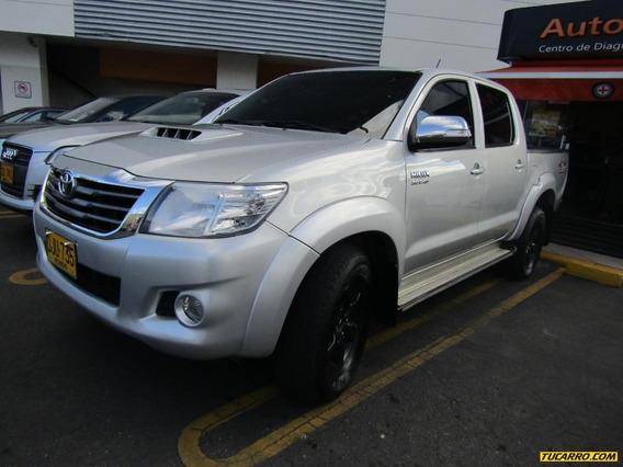 Toyota Hilux Vigo Srv 3.0 At