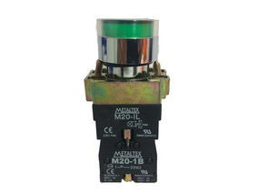 Botõe Pulsador Ilum M20ifr Cores Cliente
