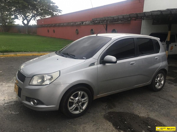 Chevrolet Aveo Emotion Gt 1600mt