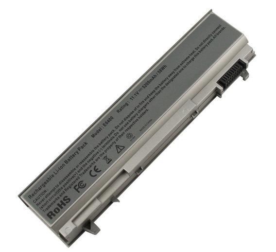 Bateria Dell Latitude E6400 E6410 E6500 E6510 Modelo E6400