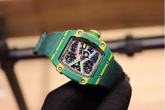 Reloj De Lujo Richard Mille Rm 67-02 South África