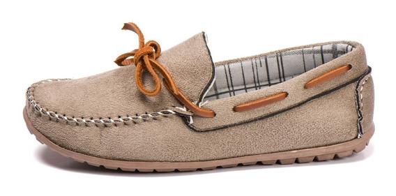 Mocassin Infantil Sapato Sapatenis Tipo Homen 100% !