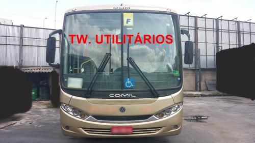Onibus Comil Campione Wv Of 17.230 47 Lug  Sem Ar/wc Ref 036