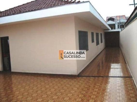 Casa Térrea 228m² 3 Dormts, Próx Av Calim Eid E Av Amador Bueno Da Veiga-ca6160 - Ca6160