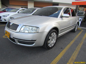 Skoda Superb Elegance Tp 2800cc V6 30v