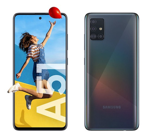 Celular Samsung A51 128gb 1 Sim