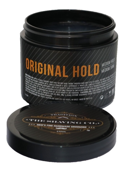The Shaving Co. Pomada De Cabello Original 4oz/113.4gr
