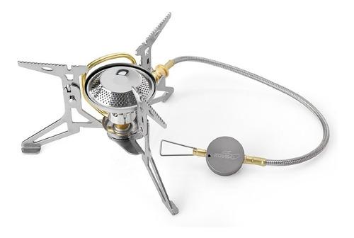 Calentador Multifuel Kovea Dualmax Booster Gas-bencina