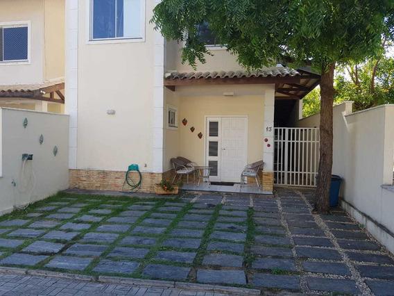 Vende-se Casa Duplex Toda Projetada Em Condomínio Fechado