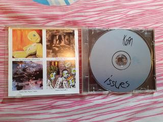 Cd Korn Issues Original Usa Inmortal Records Usado Leer Desc