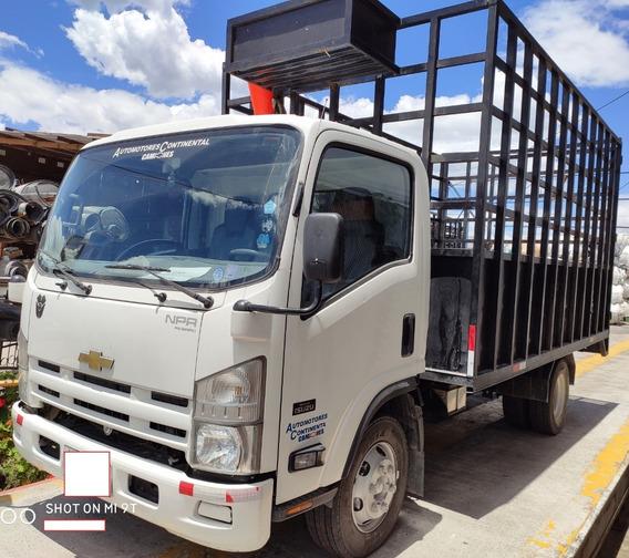 Vendo Camion Seminuevo Chevrolet Npr 5.5 Año 2014