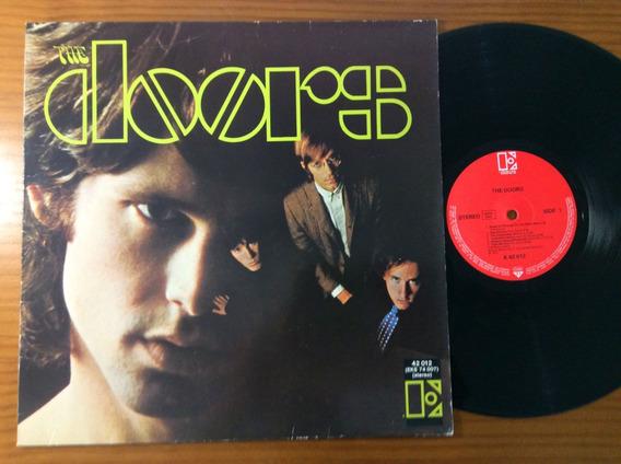 Lp The Doors The Doors 1971 Importado Alemanha Excelente