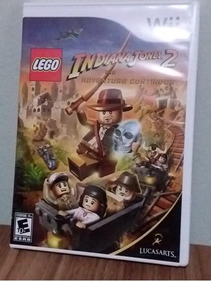 Lego Indiana Jones 2 Para Wii